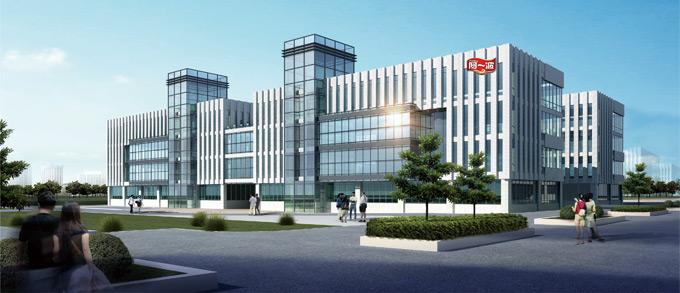 公司位于风景秀丽的福建晋江